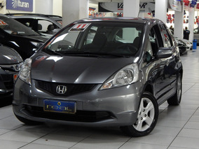 Honda Fit 1.4 Completa Lx Flex 5p 2011