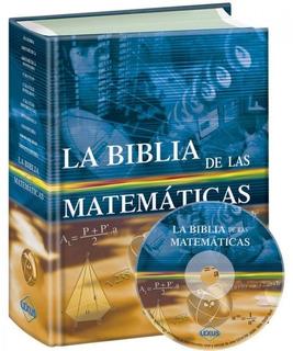 La Biblia De Las Matematicas Incluye Cd Lexus