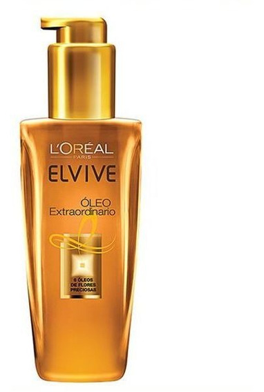 Oleo Extraordinario Elvive Tratamiento Loreal Paris X 100 Ml