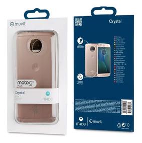 Capa Protetora Cristal Motorola Moto G5 Plus Muvit Original