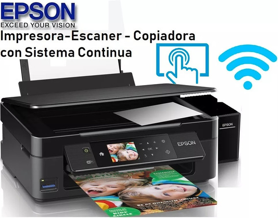 Impresora Epson Xp440 /4100 Wifi Mejor L3110 L3150 L4150