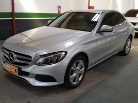 Mercedes Benz Classe C 1.6 Avantgarde Turbo Flex 4p