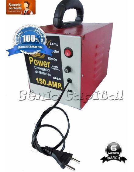 Carregador Bateria Automotiva Carro Moto 12v 10ah 150amperes