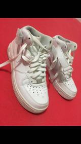 Nike Air Force Branco Tam 36 - Em Ótimo Estado!!
