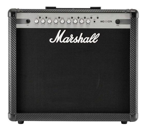 Amplificador Marshall MG Series MG101CFX 100W transistor