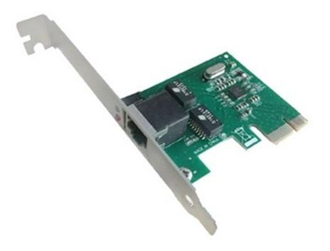 Placa De Red Pci Express Netmak E723 Gigabit 10 /100 /1000