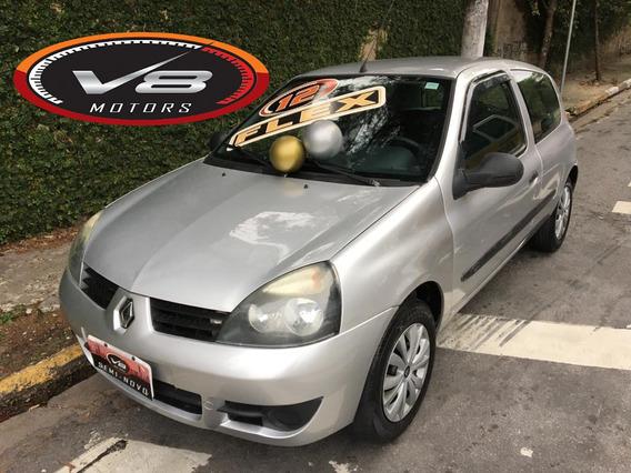 Renault Clio 1.0 16v Campus Hi-flex 2012