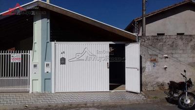 Casa Com 2 Dorms, Jardim Santana, Tremembé - R$ 280 Mil - V2199