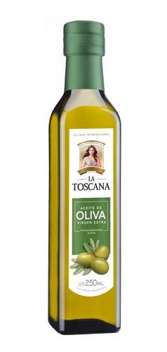 Aceite De Oliva Virgen Extra La Toscana 250 Ml
