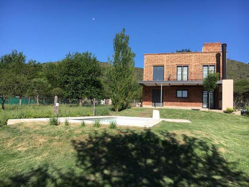 Venta Casa Villa Gral Belgrano