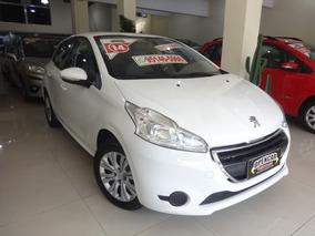 Peugeot 208 1.5 Active Flex 2014