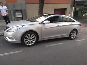 Hyundai Sonata Prata 2012