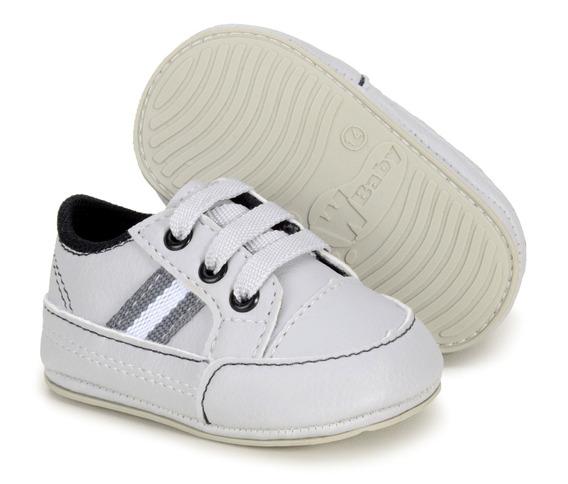 Sapato Tênis Bebê Kids Masculino Baby Estilo Casual 14 Ao 19