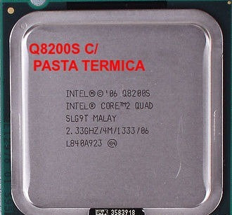 Processador Core 2 Quad Q8200s 775 2.33ghz Similar Ao Q8400s