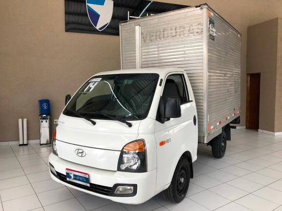 Hyundai Hr 2.5 Chassi 2014 Baú Refrigerado