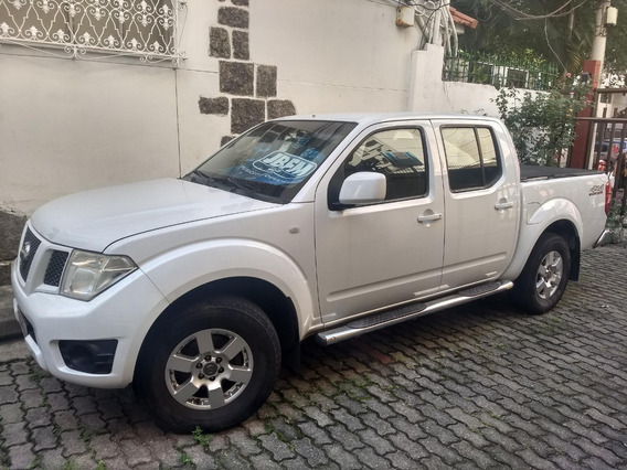 Nissan, Frontier S, Cab. Dupla, 4x4 Diesel, Manual.