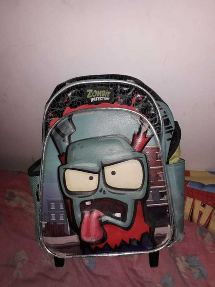 Mochila Zombie Infection,original!