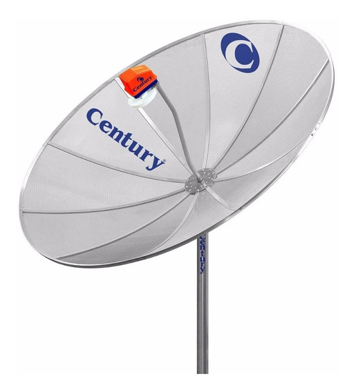 Parabolica Century Antena Banda C