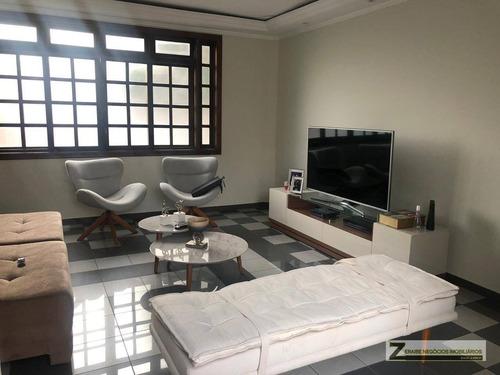 Sobrado Com 3 Dormitórios À Venda, 180 M² Por R$ 551.000,00 - Jardim Santa Mena - Guarulhos/sp - So0184