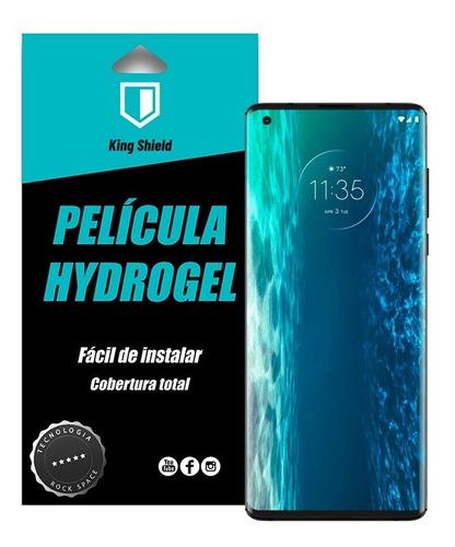 Película Motorola Edge Kingshield Hydrogel - (tela E Verso)