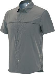 Camisa Salomon Masculina - Strech Ss Shirt - Casual