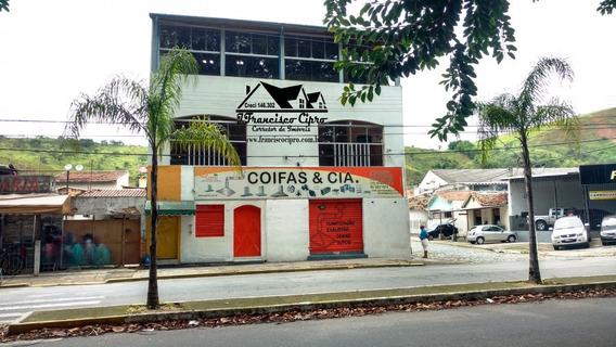 Ponto Comercial A Venda No Bairro Figueira Em Guaratinguetá - Pc108-1