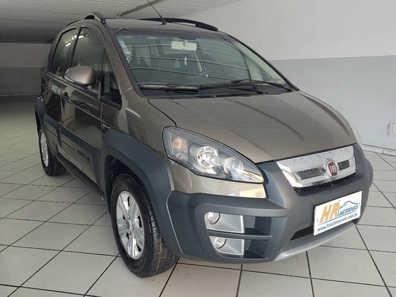 Fiat Idea 1.8 Adventure Flex Dualogic