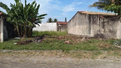 Belo Terreno No Jd Palmeiras Itanhaém/sp | 4668 Fr