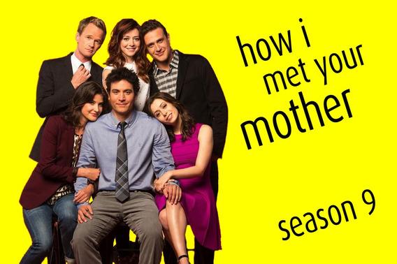How I Met Your Mother 1ª A 9ª Temporada Completas Dublado