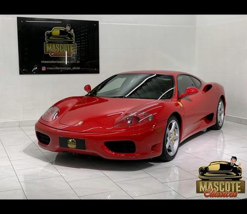 Ferrari 360 Modena V8 2002 *top*impecável**linda**