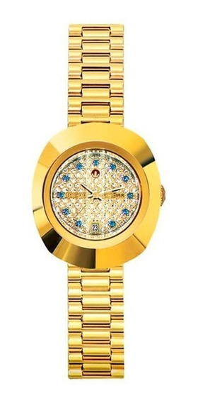 Reloj Rado The Original Dama Dorado R12416393