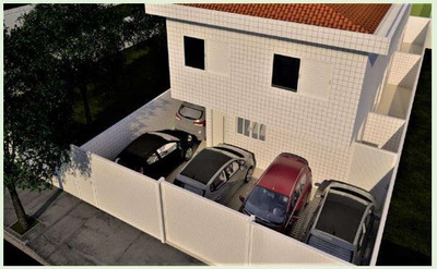 Casa Em Cidade Naútica, São Vicente/sp De 43m² 2 Quartos À Venda Por R$ 190.000,00 - Ca221300