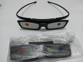 Par De Óculos 3d Para Tv Samsung Un46es8000g