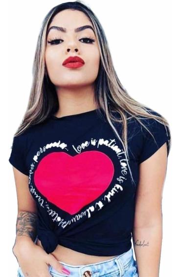 Kit 10 Camisetas Blusas Revenda Atacado Frases