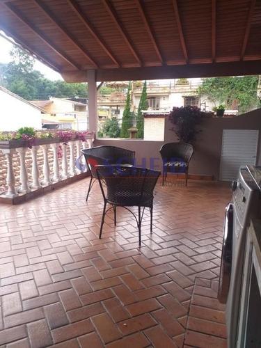 Excelente Sobrado Em Condominio Fechado - Venda - Jardim Alpino - Mr70747