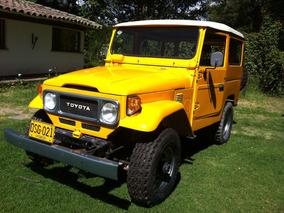 Toyota Fj 1972 28.000.000