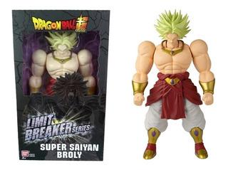 Dragon Ball Z Broly Ssj Limitbreaker Series