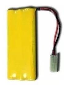 Bateria Para Carrinho 7,2v 600mah Ni-cd Conector Tamiya Ofer
