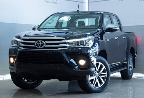Imagem 1 de 15 de Toyota Hilux 2.8 Srx 4x4 Cd 16v Diesel 4p Automático