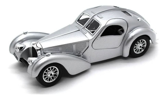 1936 Bugatti Atlantic - Escala 1:24 - Bburago