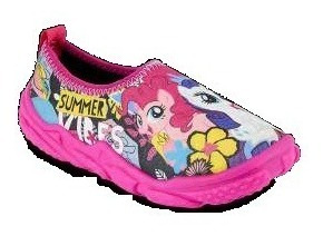 Tenis Para Niña My Little Pony Color Fiusha #14 Al #21