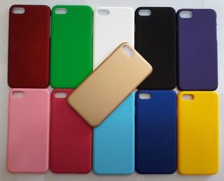 Capa Case Capinha Polic. Emborrachado iPhone 7+frete Gratis