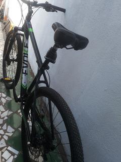 Bicicleta Evoke Canibal Pro 19 Aro 29 , 27 Vel Frio Hid.