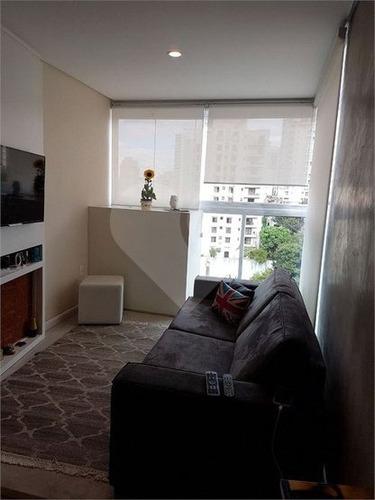 Apartamento A Venda No Paraíso Com 1 Vaga - 345-im363082