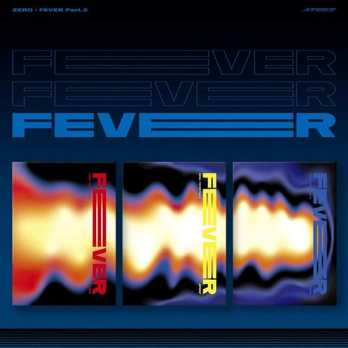 Ateez Zero Fever Part 2 Cd + Libro Nuevo Importado