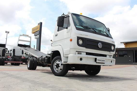 Caminhão Vw 8160 Delivery 4x2 14/14 No Chassi