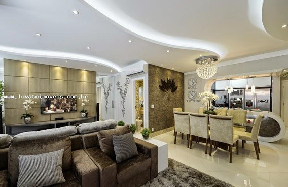 Apartamento Para Venda Em São Paulo, Vila Mariana, 4 Suítes, 4 Vagas - Elc00843_2-749073