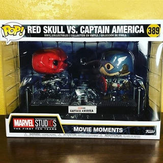 Funko Pop - Red Skull - Capitan America - Thanos - Spiderman