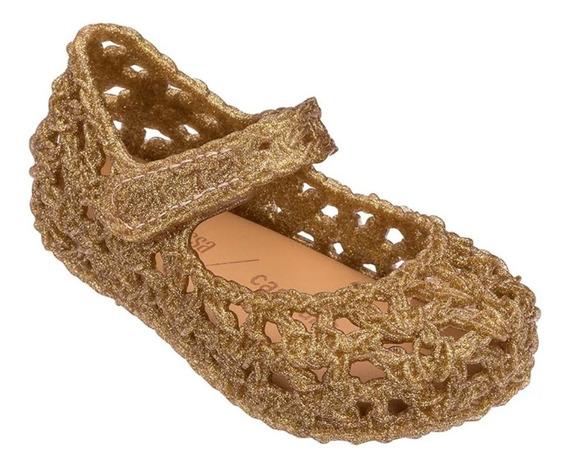 Mini Melissa Campana Crochet - 32419 - Original + Brinde