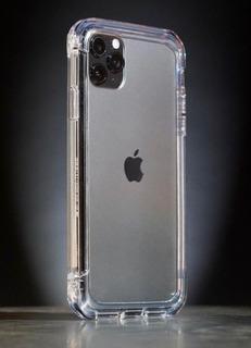 Funda Transparente Antishock iPhone 11, Pro Y Pro Max